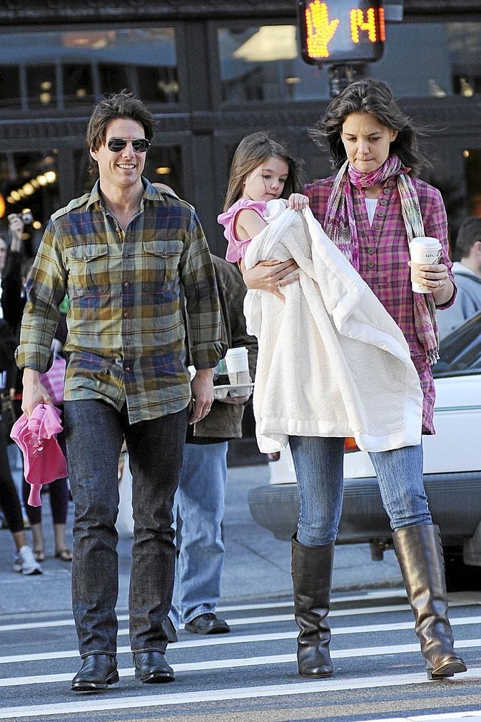 Katie Holmes et Tom Cruise sont-ils si bien assortis ?