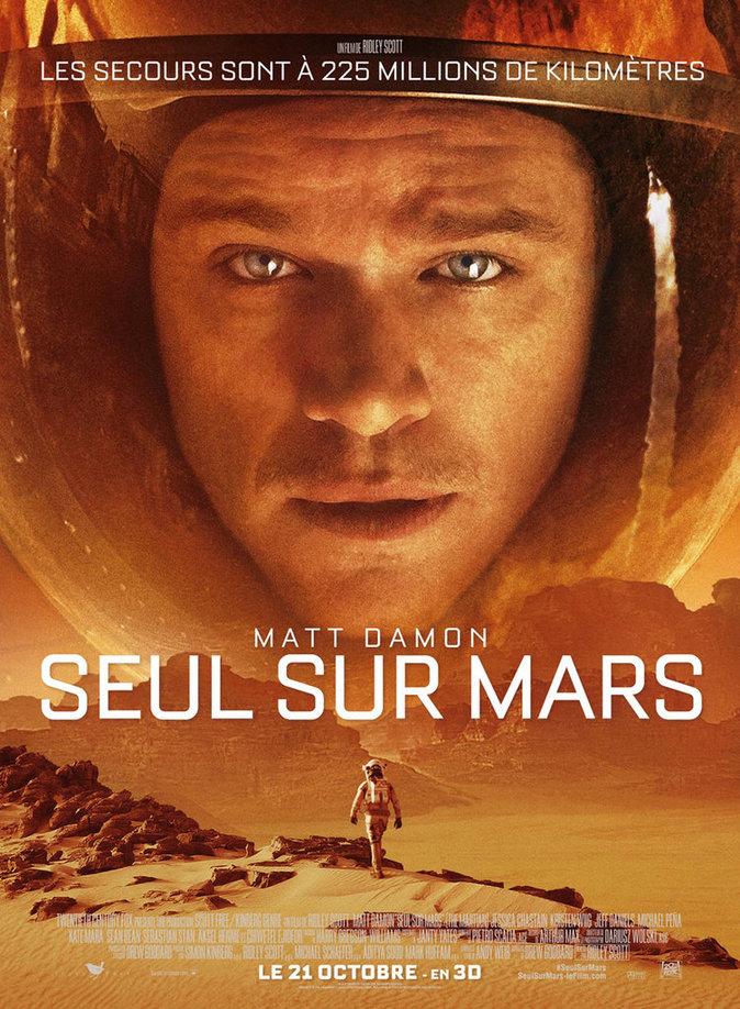 17. SEUL SUR MARS : 2 507 420 entrées