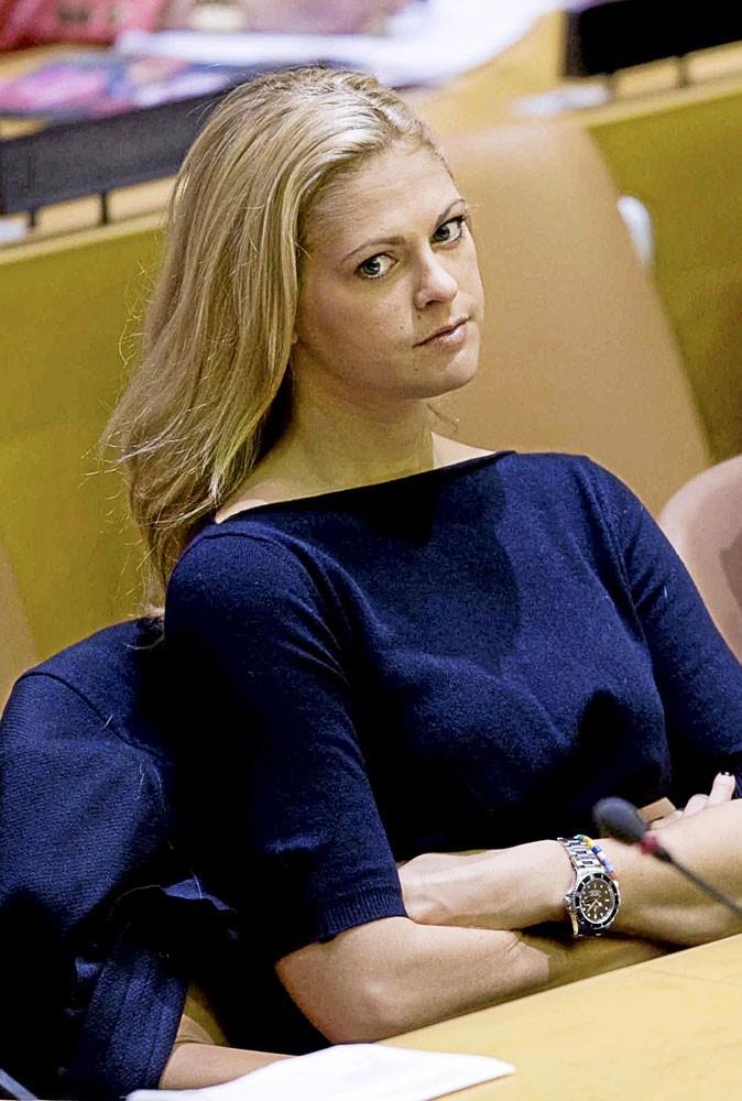 Princesse Madeleine de Suède, la it girl