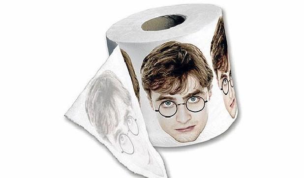 Le papier-toilette Daniel Radcliffe
