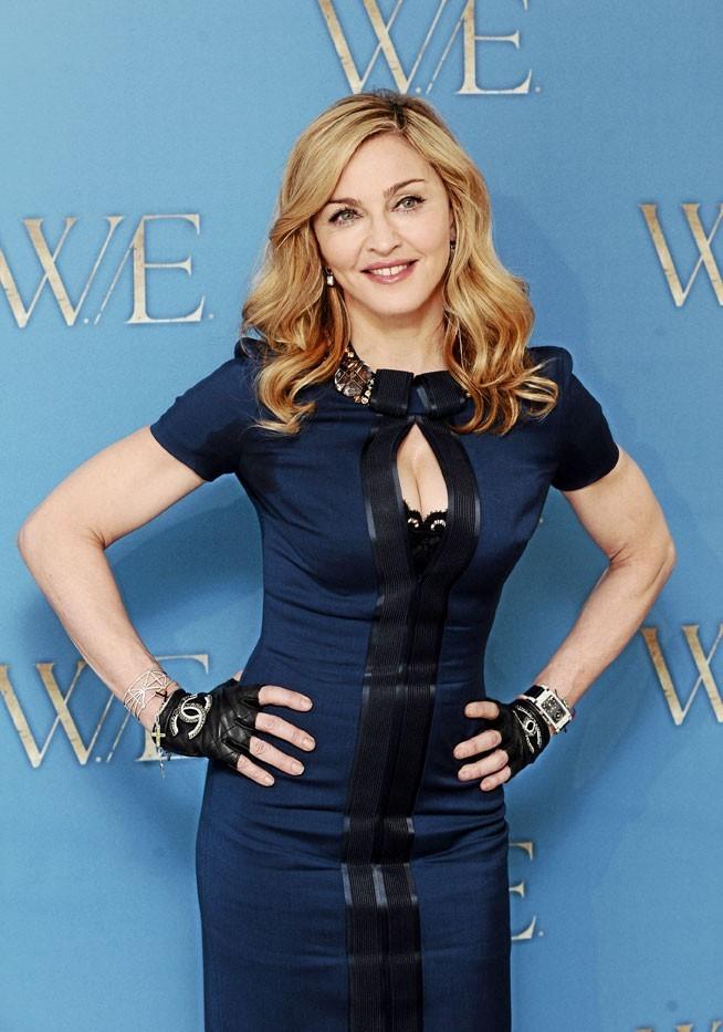 Madonna propose un cabernet sauvignon californien vendu 30 euros la bouteille.