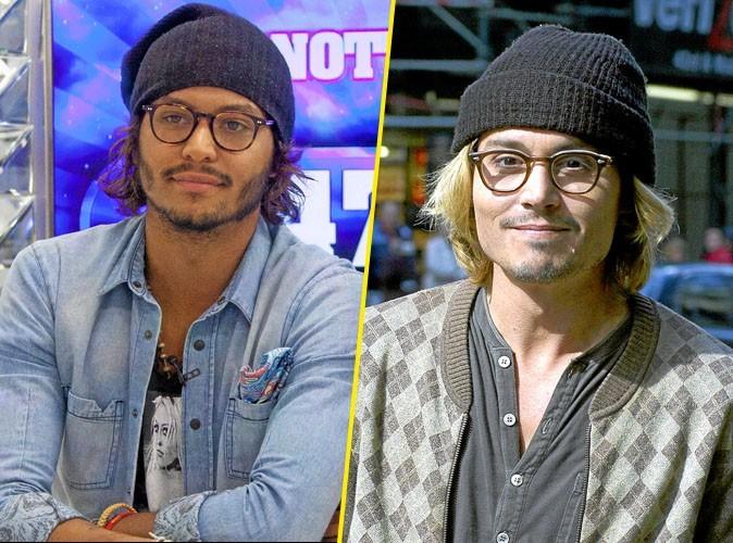 Daniel et Johnny Depp