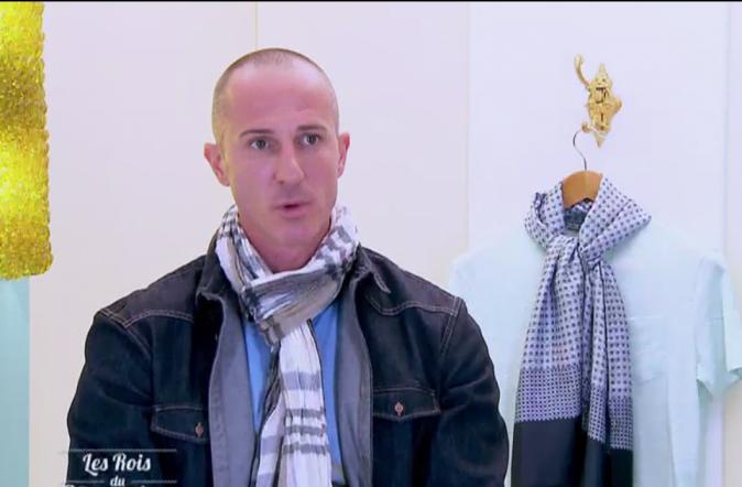 Franck, Les Rois du Shopping