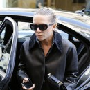 Mary-Kate Olsen à Paris le 6 mars 2014