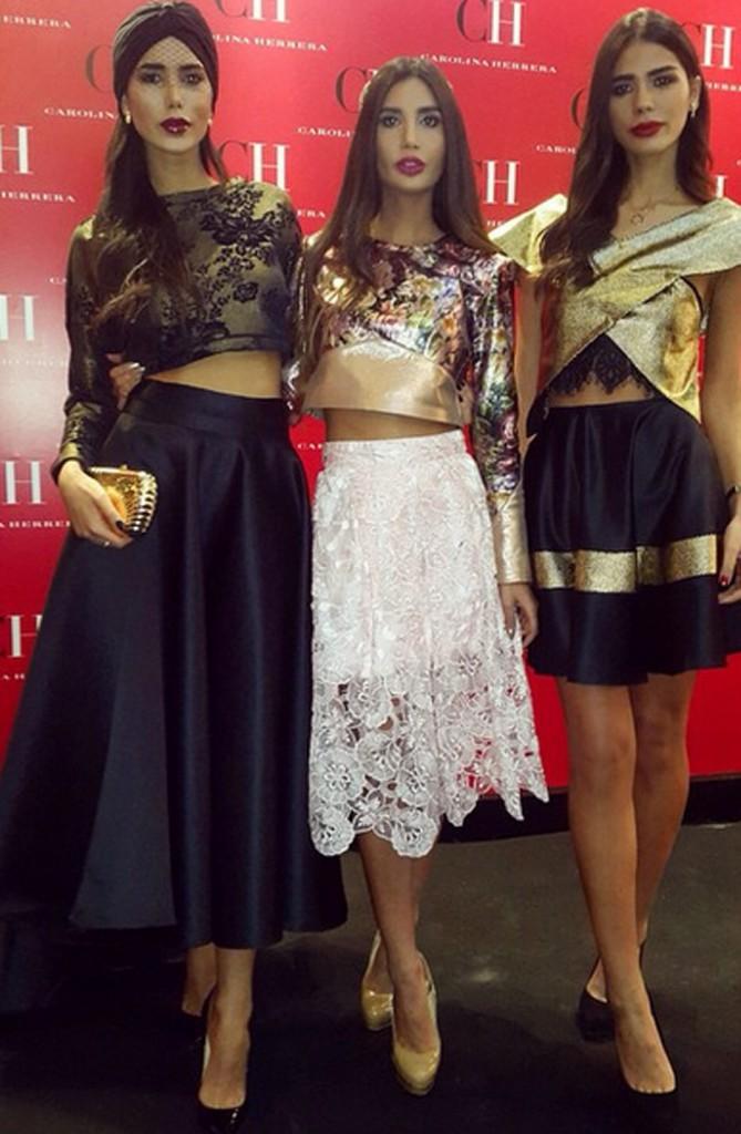 Les soeurs Abdel Aziz peuvent-elles concurrencer les soeurs Kardashian ?