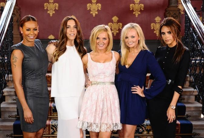 Les Spice Girls, exceptionnellement réunies le 26 juin 2012 à Londres