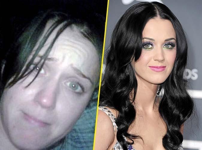 Les stars au naturel : Katy Perry !