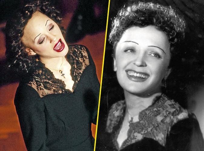 Photos : Marion Cotillard dans la peau d'Edith Piaf