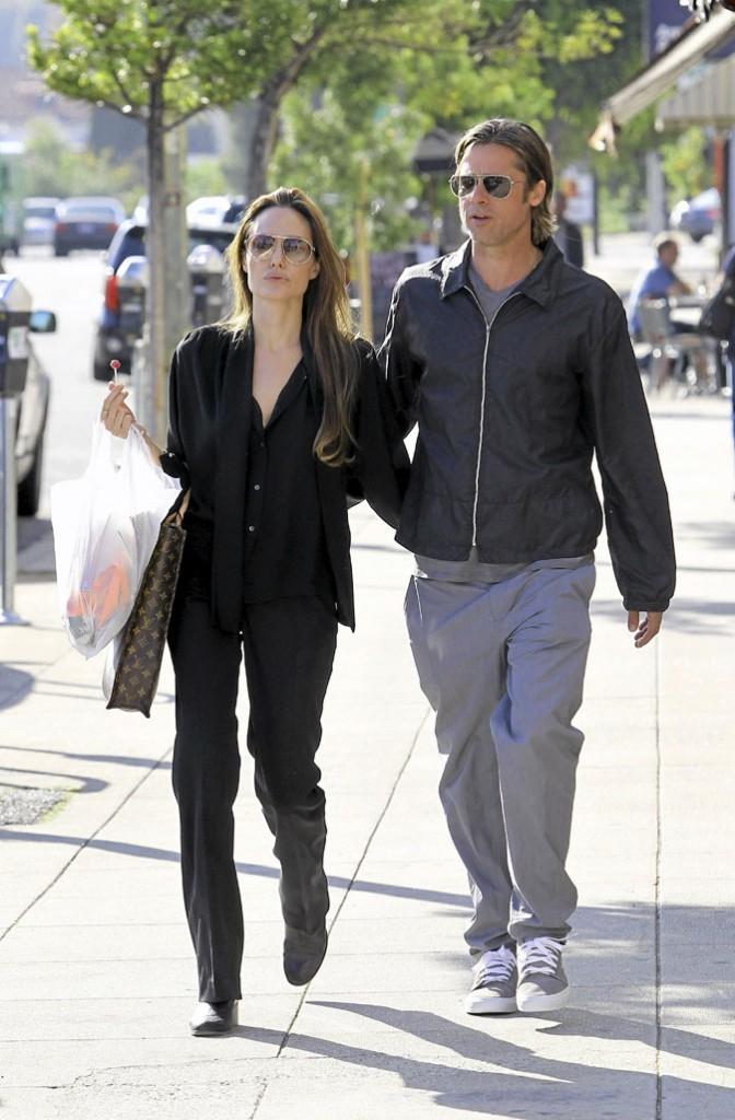 Angelina Jolie et Brad Pitt : quels infidèles sont-ils ? Ils vivent avec !