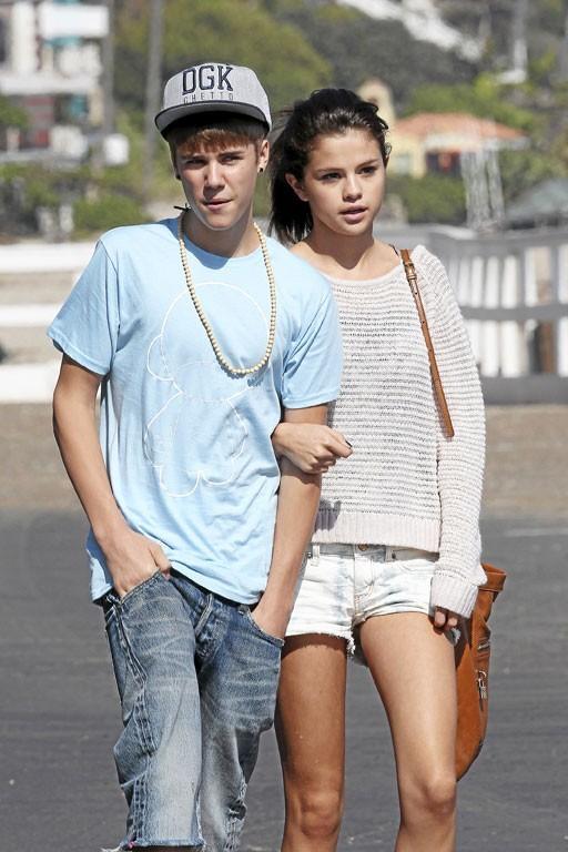 Ces jeunes couples trop sérieux : Justin Bieber & Selena Gomez