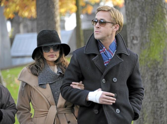 Ces jeunes couples trop sérieux : Ryan Gosling & Eva Mendes