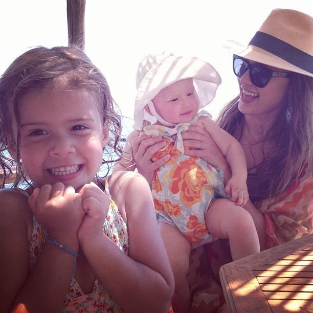 Jessica et ses filles