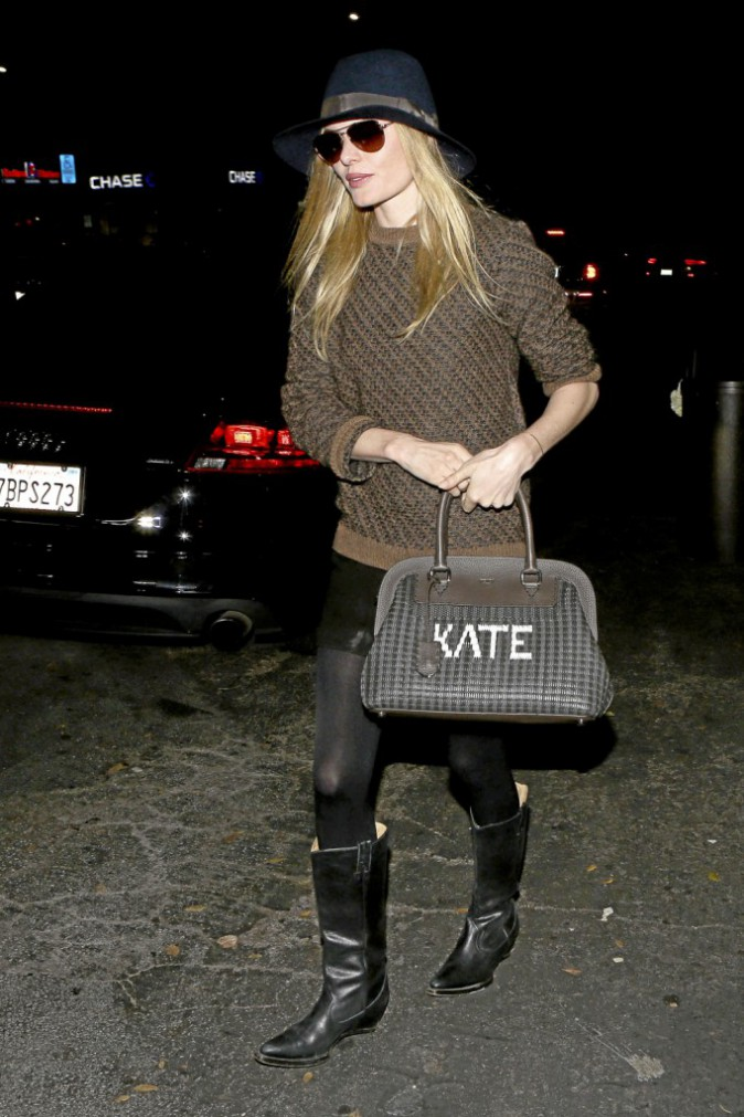 Kate Bosworth : Narci-chic !