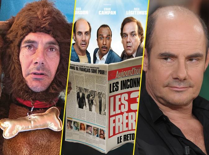 Les Trois Frères, le retour : 5 choses à savoir sur Bernard Campan !