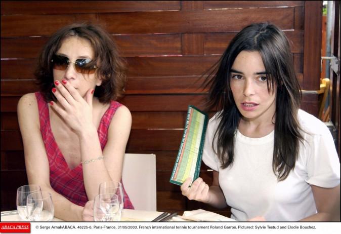 Sylvie Testud & Élodie Bouchez