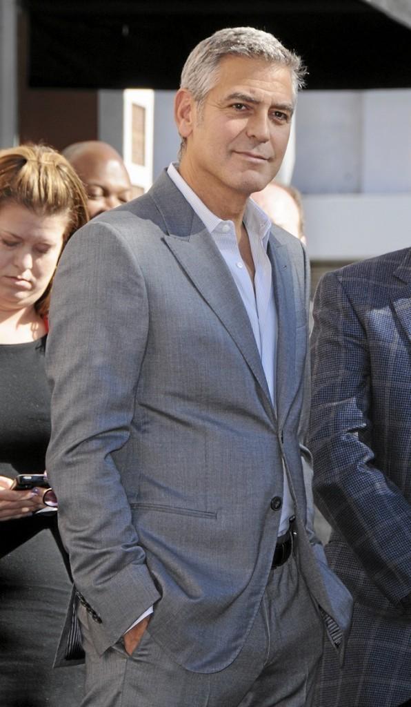 George Clooney : bac + 3 !