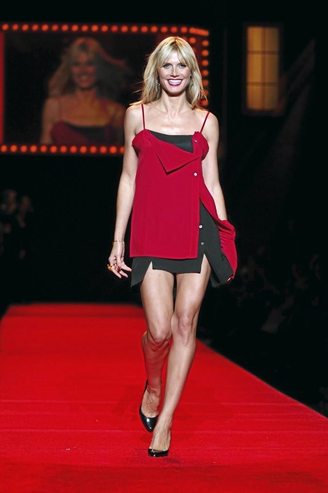 Heidi Klum : niveau bac !