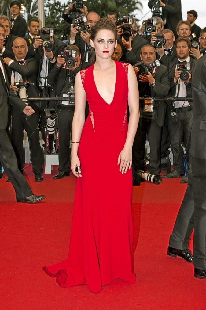 Kristen Stewart : bac - 3 !