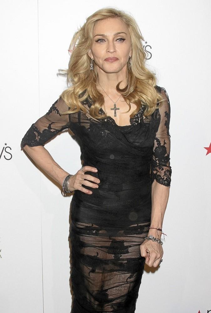 Madonna : bac + 2 !