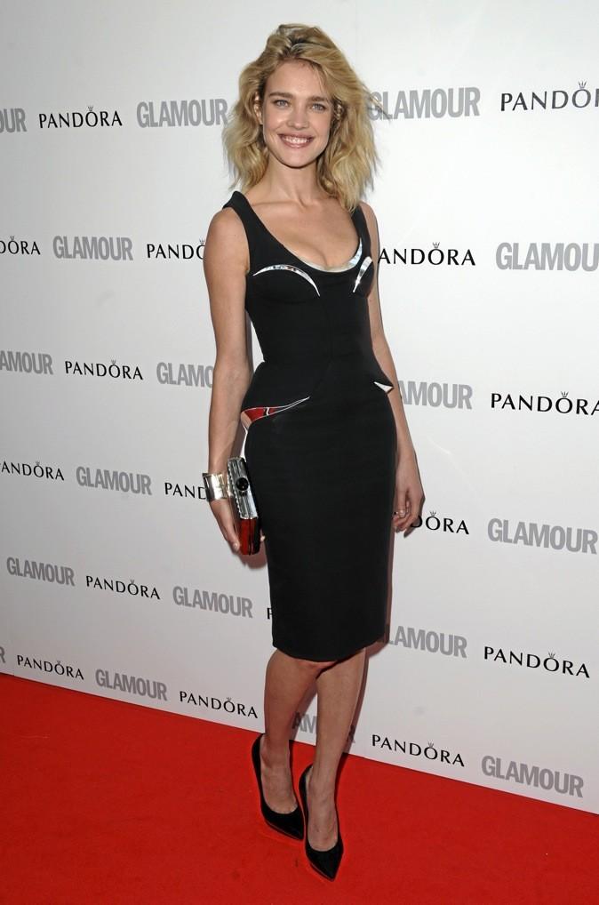Natalia Vodianova : bac - 3 !