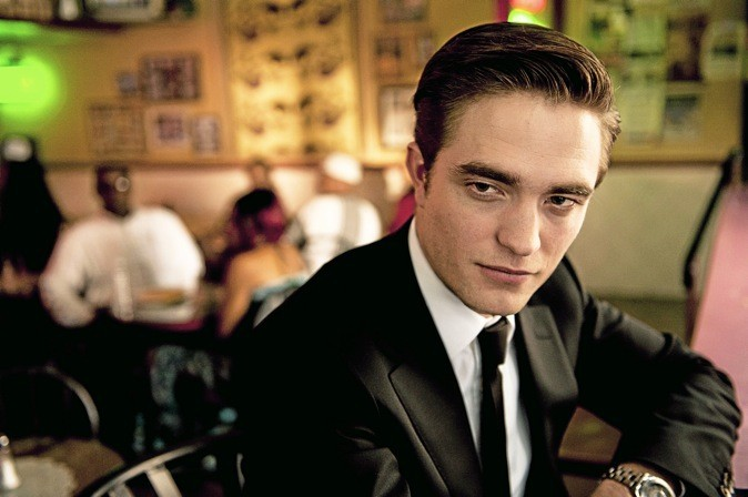 Robert Pattinson : bac - 6 !