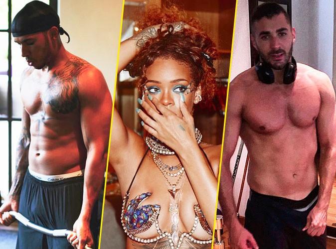 Lewis Hamilton VS Karim Benzema : Rihanna a fait son choix, et vous ?