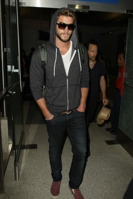 Liam Hemsworth le 20 mars 2013 à Los Angeles