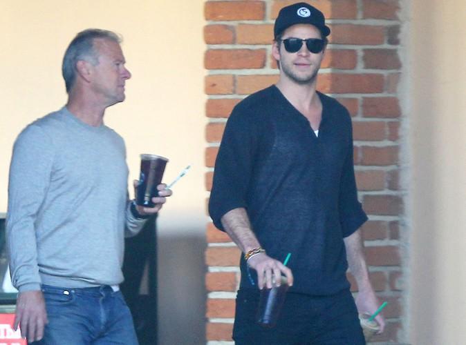 Liam Hemsworth : entouré de sa famille pour son premier Noël sans Miley !