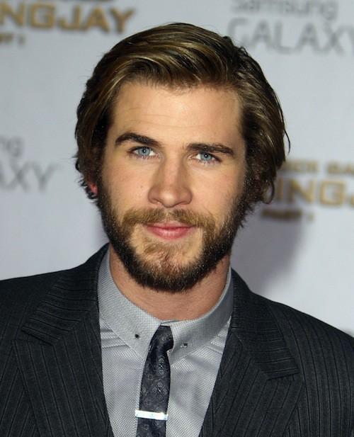 Liam Hemsworth à la première de Hunger Games à Los Angeles, le 17 novembre 2014 !