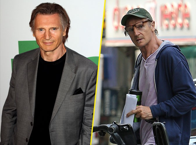 Liam Neeson : d�couvrez son incroyable transformation !