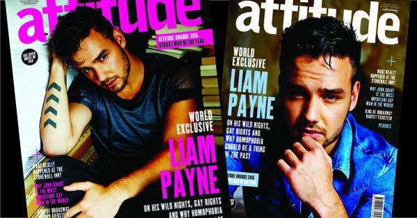 Liam Payne a été élu l'homme de plus sexy de l'année !