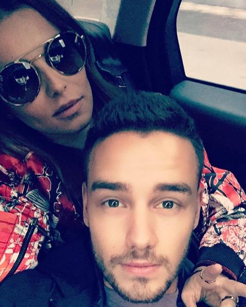 Photos : Liam Payne et Cheryl Cole jouent au chat et à la souris sur Instagram!