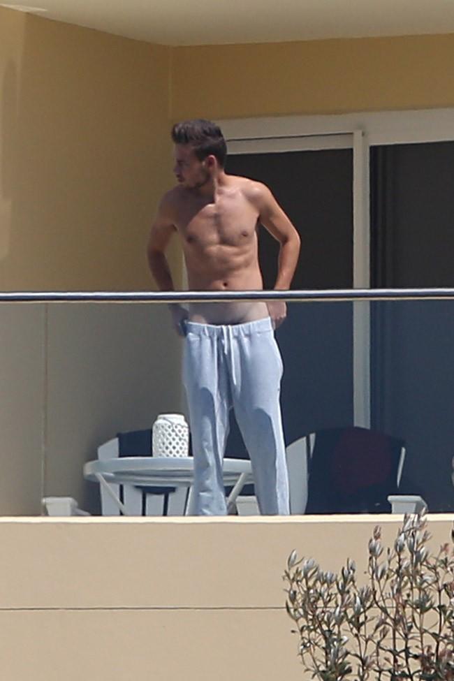 Liam Payne à Sydney le 6 octobre 2013
