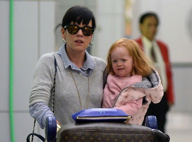 Lily Allen : fraîchement débarquée à New-York, elle s'affiche avec sa fille Marnie Rose !