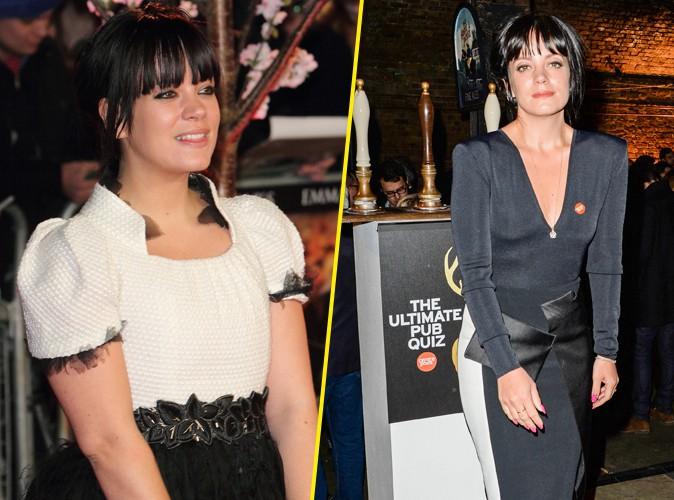 Lily Allen : son physique à la Kate Moss, elle va réussir à l'avoir !