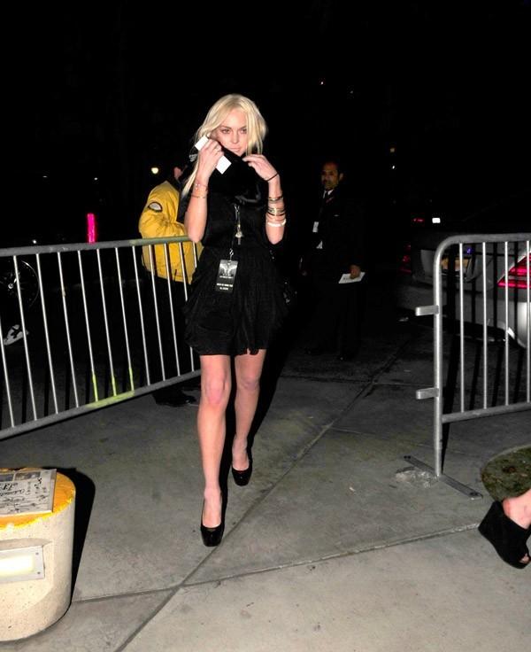 Non, non, elle va au concert de Jay Z et de Kanye West !