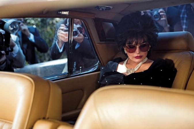 Lindsay Lohan dans le rôle d'Elizabeth Taylor