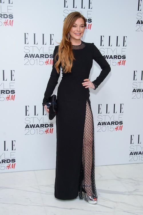 Photos : Lindsay Lohan : classy, elle enchaîne les soirées à Londres !