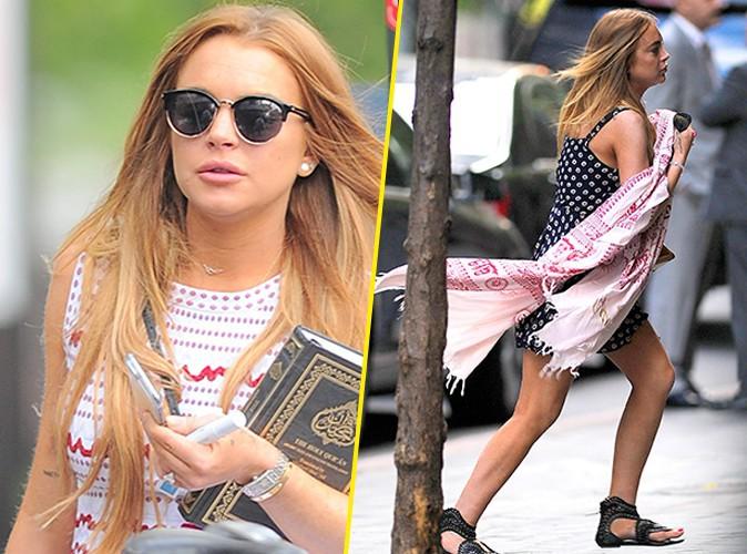 Photos : Lindsay Lohan... Lindsay Lohan Islam