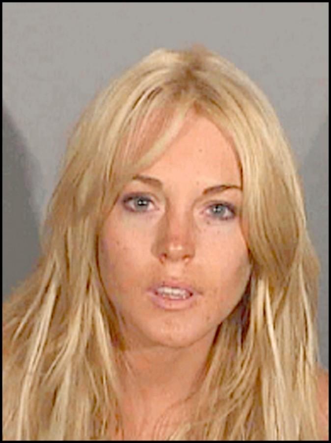 Lindsay Lohan en juillet 2007.