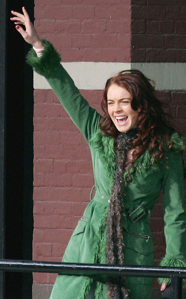 Photos : Lindsay Lohan : les 30 ans d'une infatigable party girl !