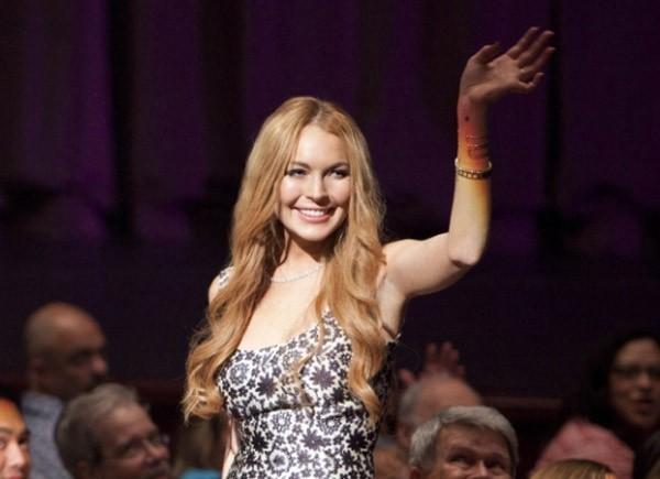 Lindsay Lohan dans la saison 3 de Glee !