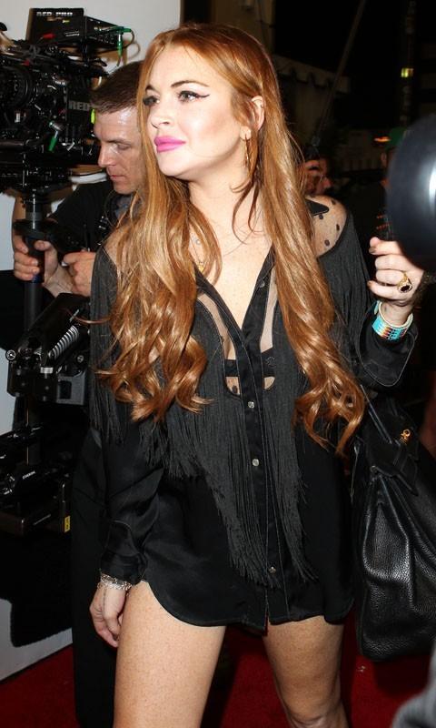 Lindsay Lohan fait son grand retour sous les projecteurs !
