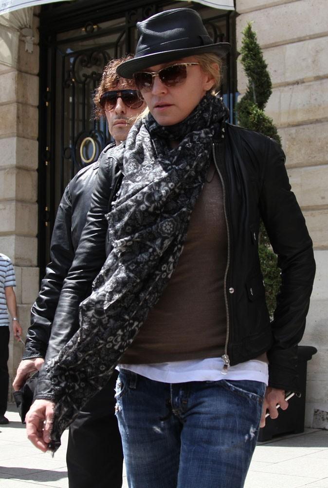 Photos : sauvons Madonna !