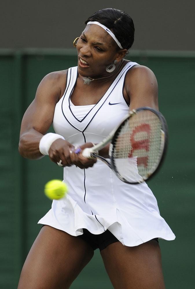 Photos : sauvons Serena Williams !