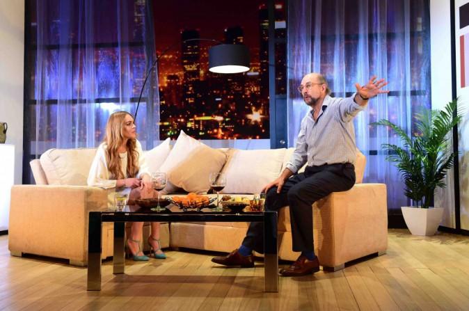 Lindsay Lohan : suite � la premi�re de sa pi�ce de th��tre, elle relativise :