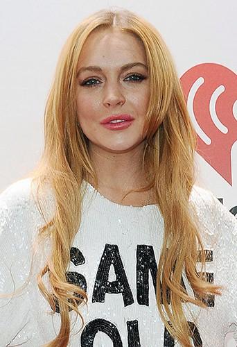 Lindsay Lohan à New-York le 13 décembre 2013