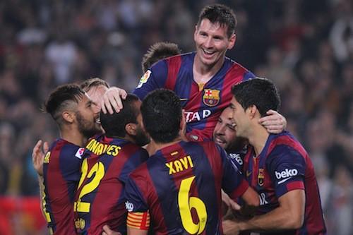 """Photos : Lionel Messi : avec 253 buts en Espagne, il bat tous les records """"grâce à ses fans"""" !"""