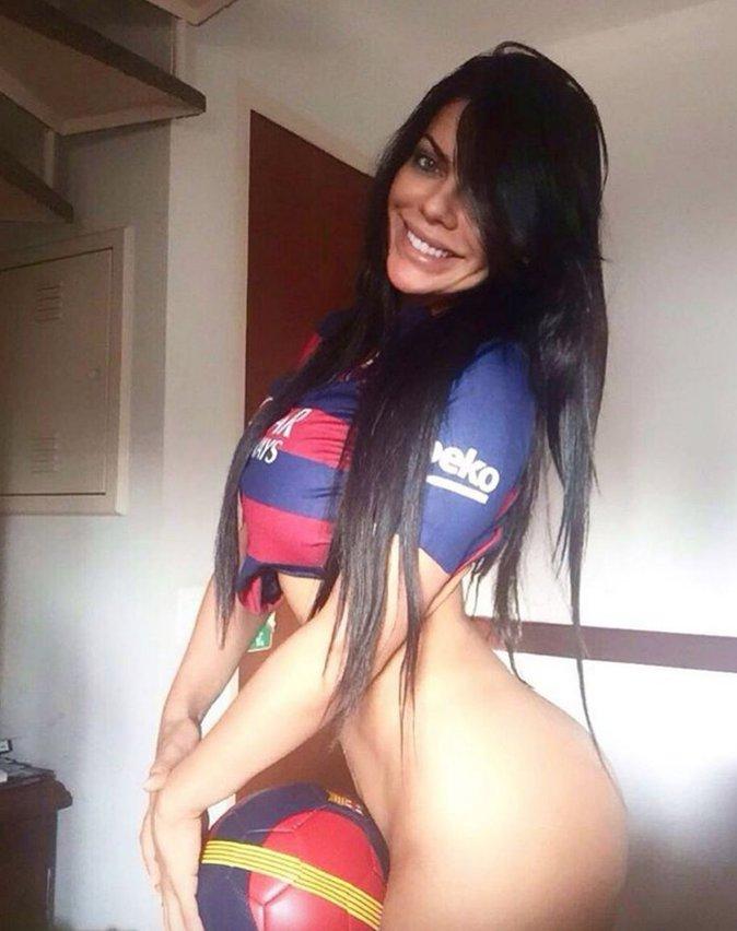 Miss Bumbum 2015 ne compte plus Lionel Messi parmi ses fans!