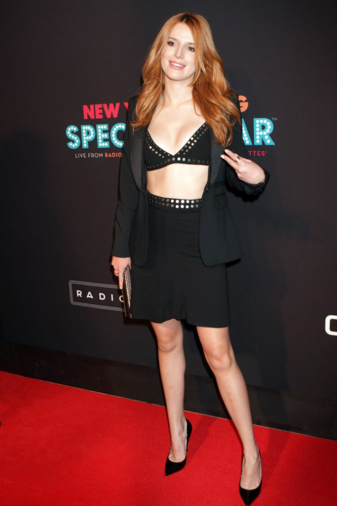 Bella Thorne le 26 mars 2015